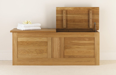 Quercus King-size Blanket Box