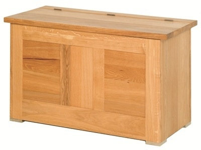 Quercus Single Blanket Box