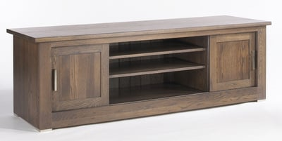 Quercus 1.8 Sliding Door TV Unit