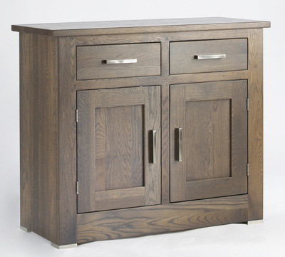 Quercus Large 2 Bay Dresser Base