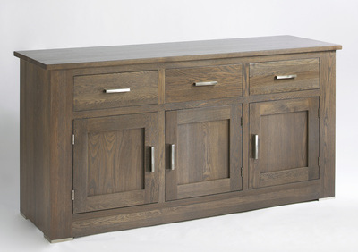 Quercus Large 3 Bay Dresser Base