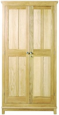 Arundel Oak All Hanging Wardrobe