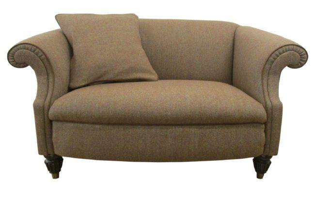 Harris Tweed Bowmore Petit Sofa
