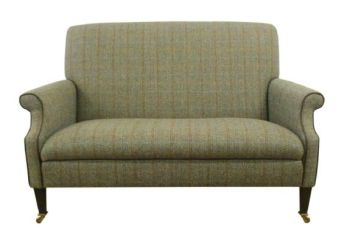 Harris Tweed Bowmore Compact Sofa