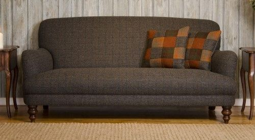 Harris Tweed Braemar Midi Sofa