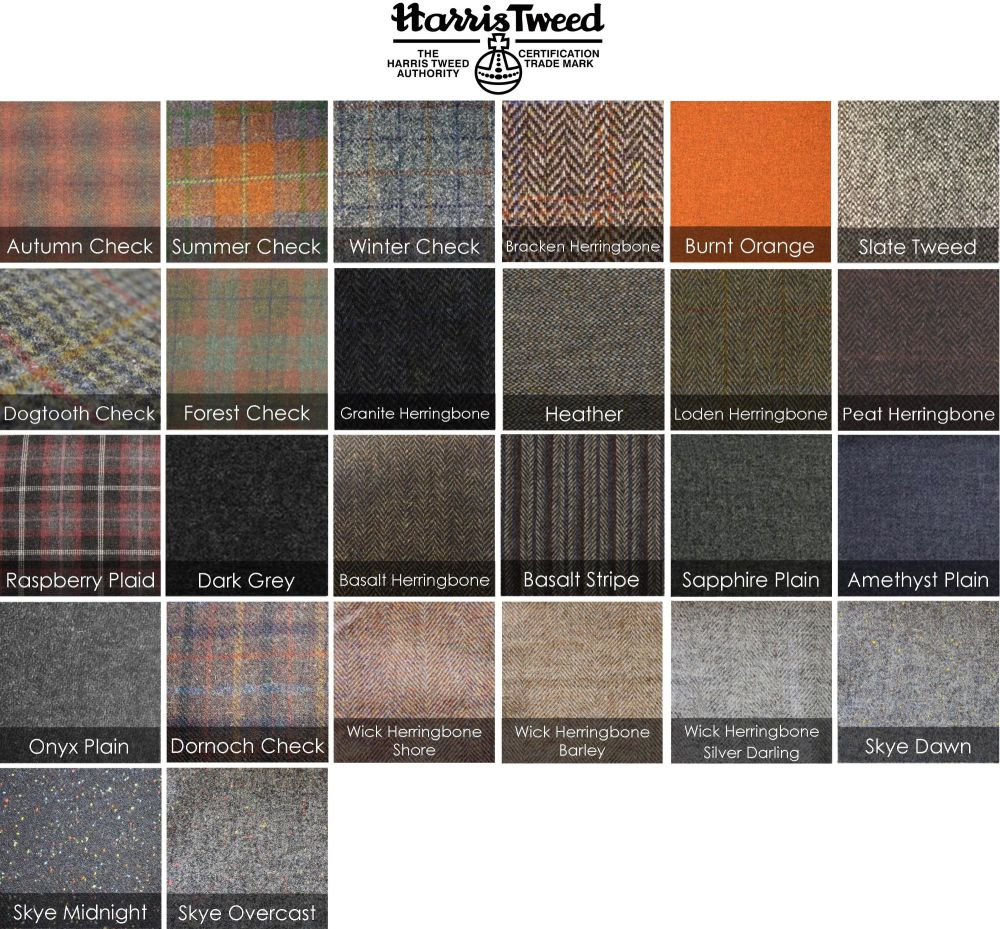 Harris Tweed Fabric