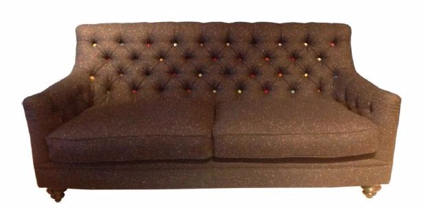 Harris Tweed Glencoe Midi Sofa
