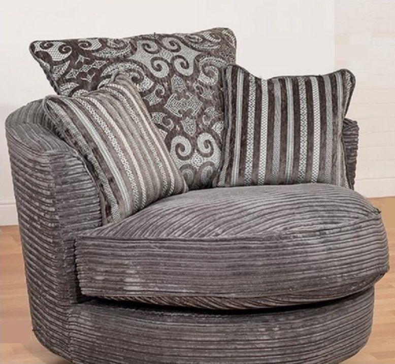 Milbourne Swivel Chair