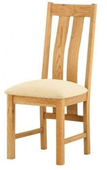 Purbeck Oak Slat Dining Chair