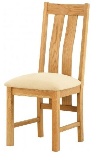Purbeck Oak Dining Chair