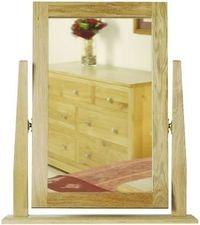 Arundel Dressing Oak Table Swing Mirror