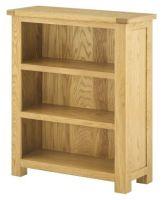 Purbeck Oak Small Bookcase
