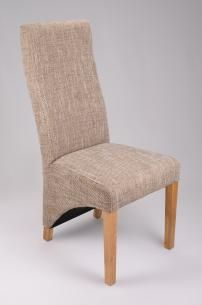 Tweed Dining Chair