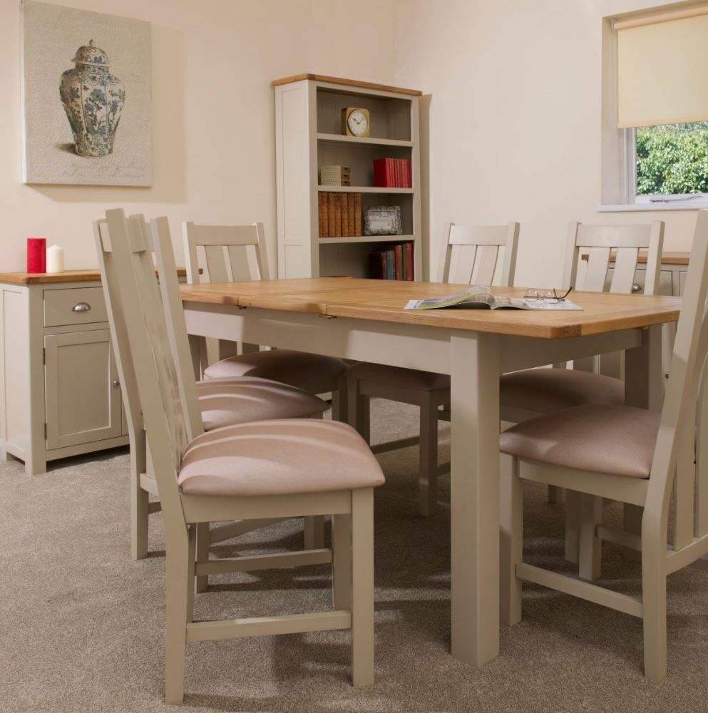 Purbeck Painted Dining, Living, Kitchen