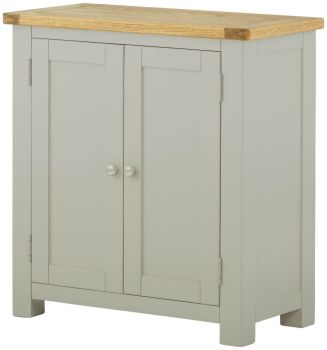 Purbeck Painted 2 Door Cabinet