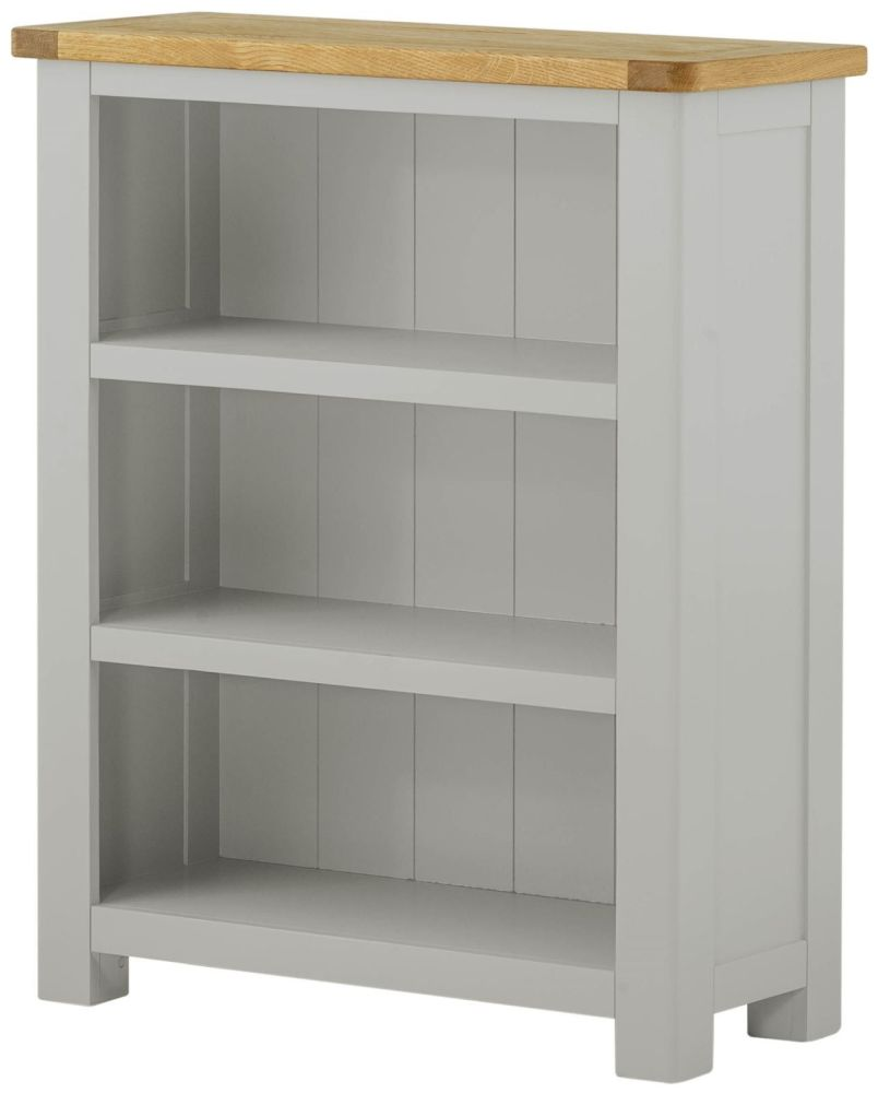 Purbeck Painted Smalll Bookcase