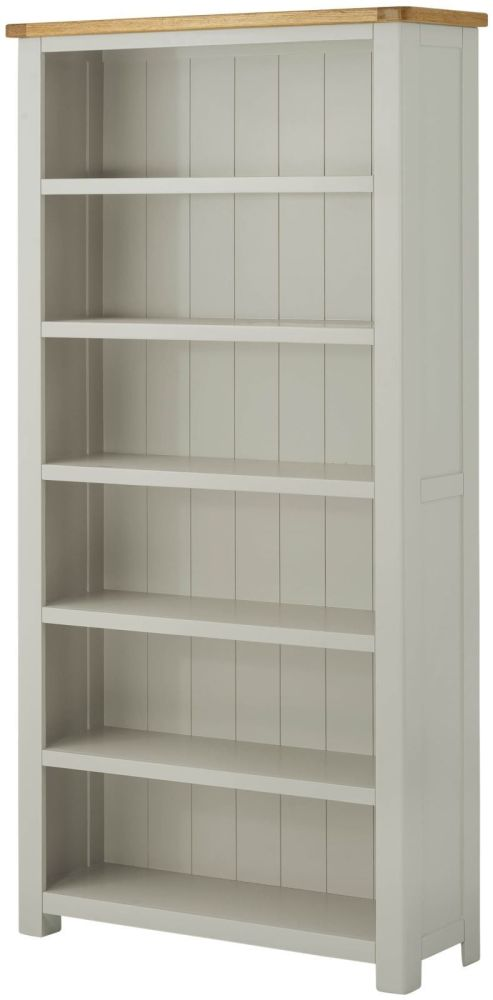 Purbeck Painted Large Bookcase