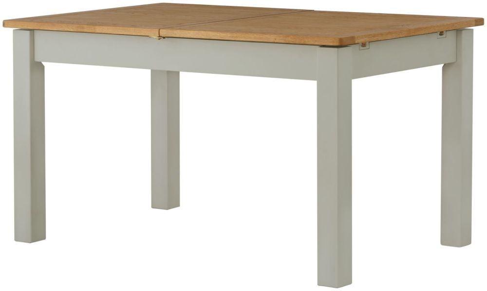 Purbeck Painted Extending Dining Table