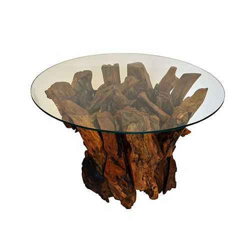 Teak Root Tables