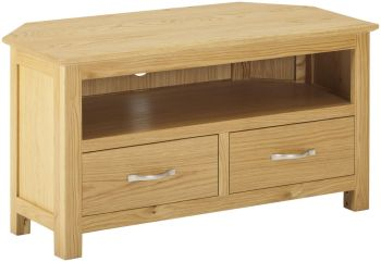 Kimmeridge Corner TV Cabinet