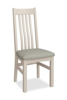 Lakeside Slatted Dining Chair