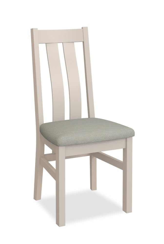 Lakeside Twin Slat Dining Chair