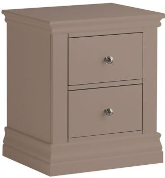 Bay View 2 Drawer Bedside