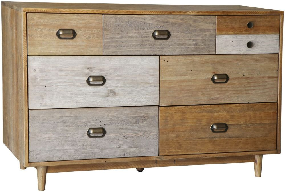 Heirloom 7 Drawer Wide Chest