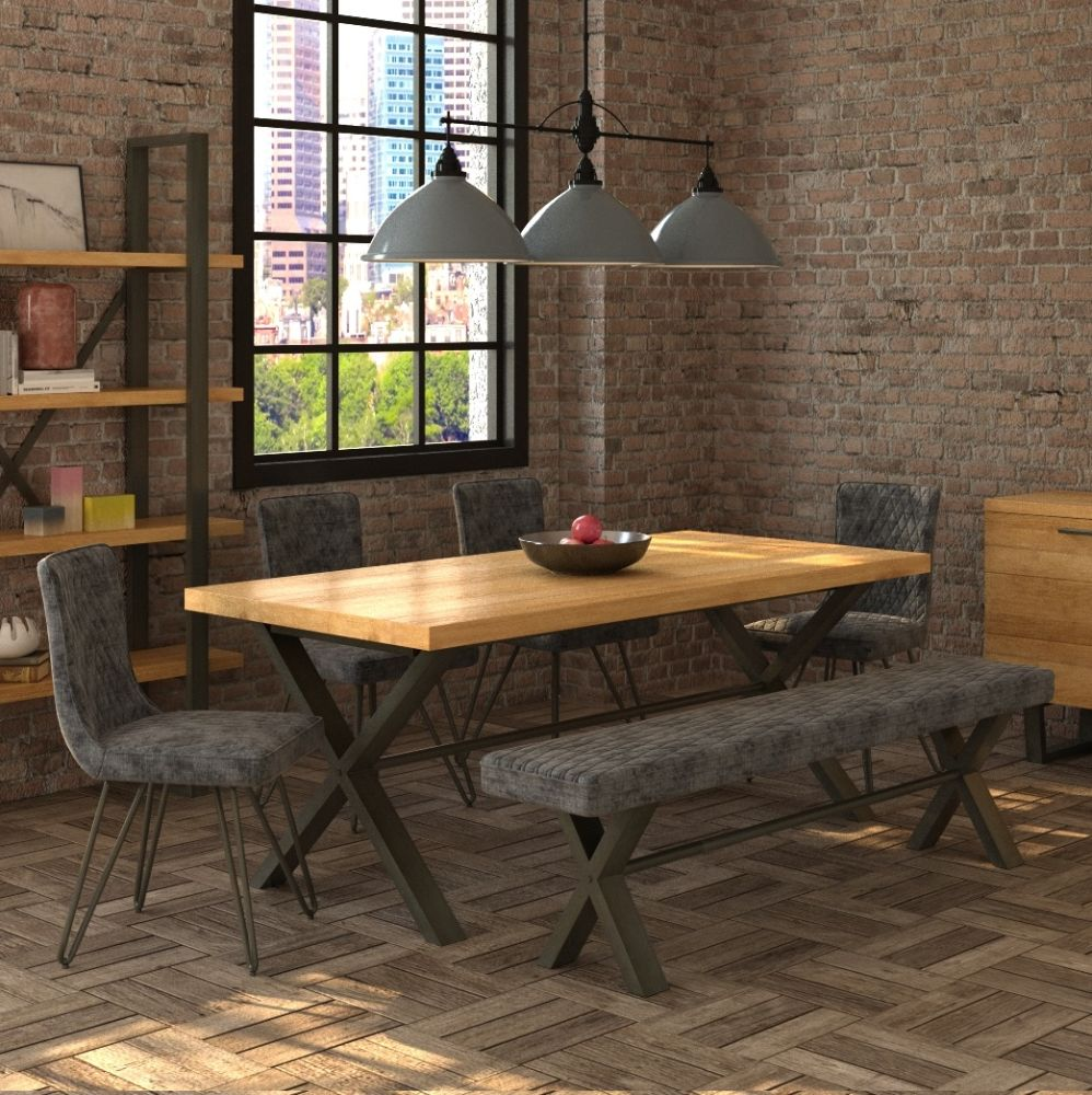 Create Industrial Dining