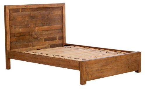 Vogue 5' King-Size Bed - Low Foot