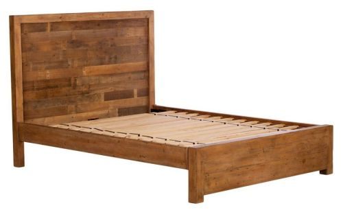 Vogue 6' King-Size Bed - Low Foot