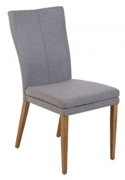 Urban Plush Dining Chair - Felt Fabric