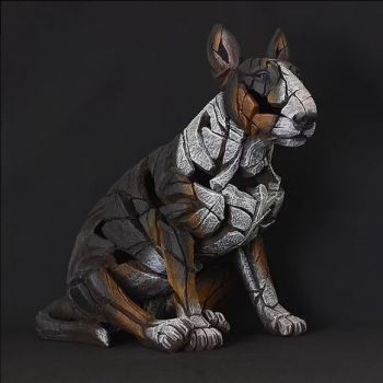 Bull Terrier (Tri-Colour)