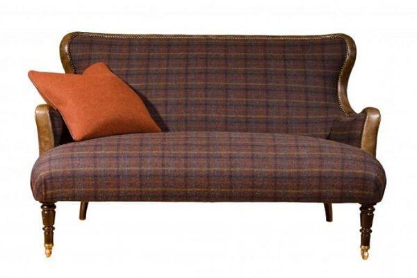 Harris Tweed Nairn Compact Sofa