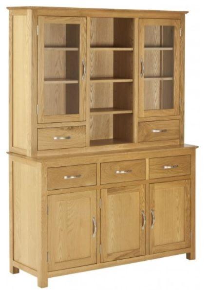 Kimmeridge 3 Door 3 Drawer Complete Dresser