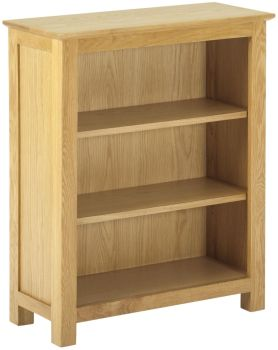Kimmeridge Low Bookcase