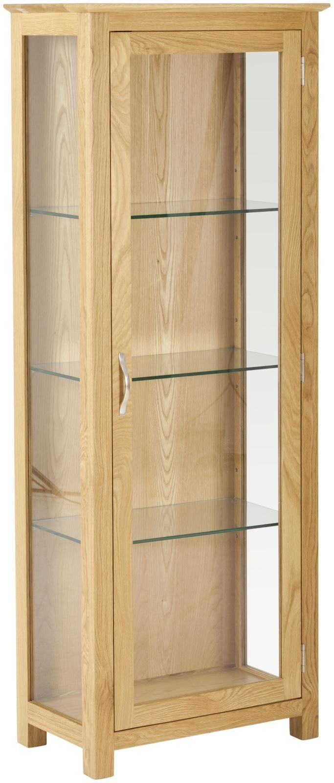 Kimmeridge Glazed Display Cabinet