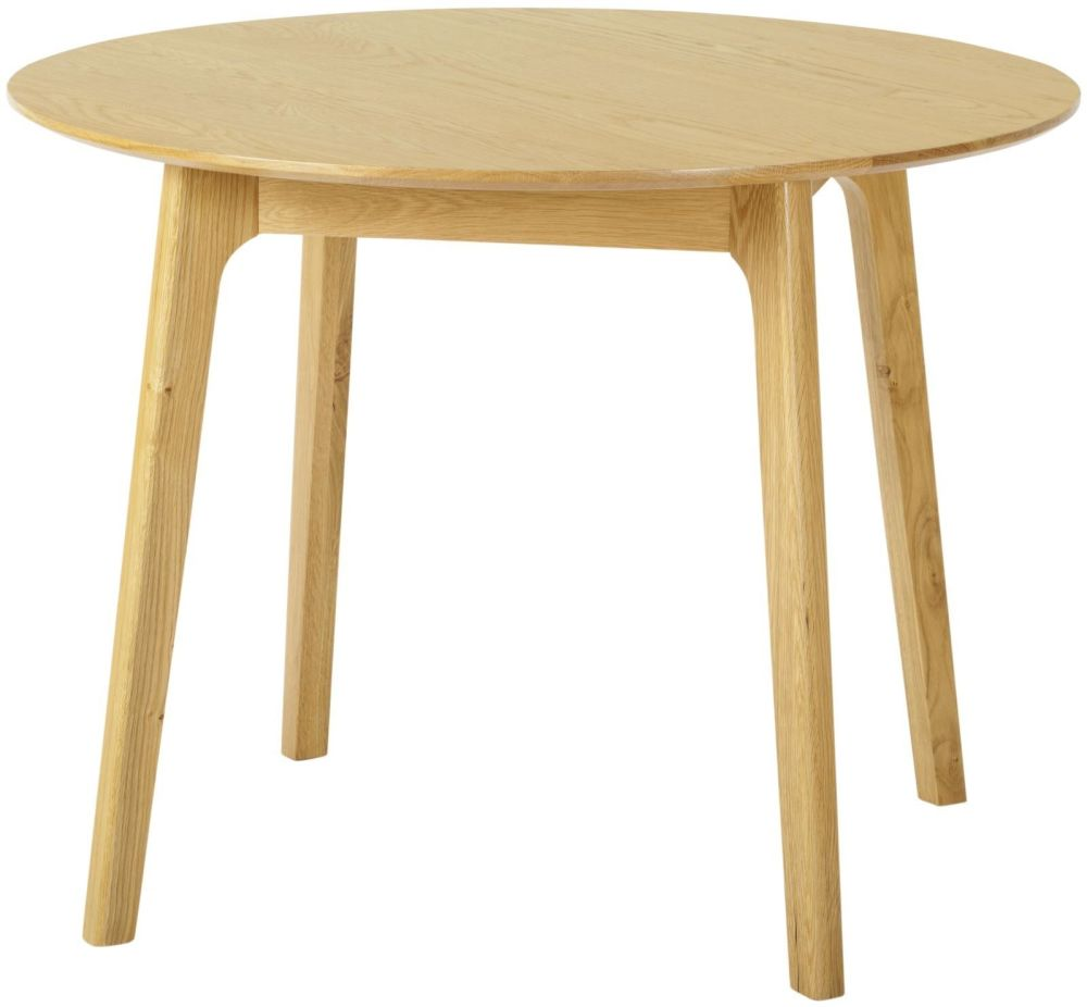 Kimmeridge Round Dining Table