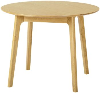 Kimmeridge Round Dining Table