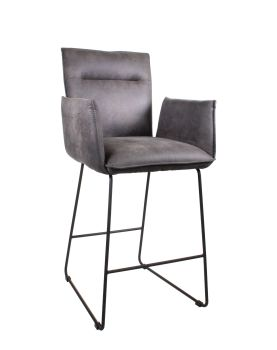 Lugo Bar Stool with Arms