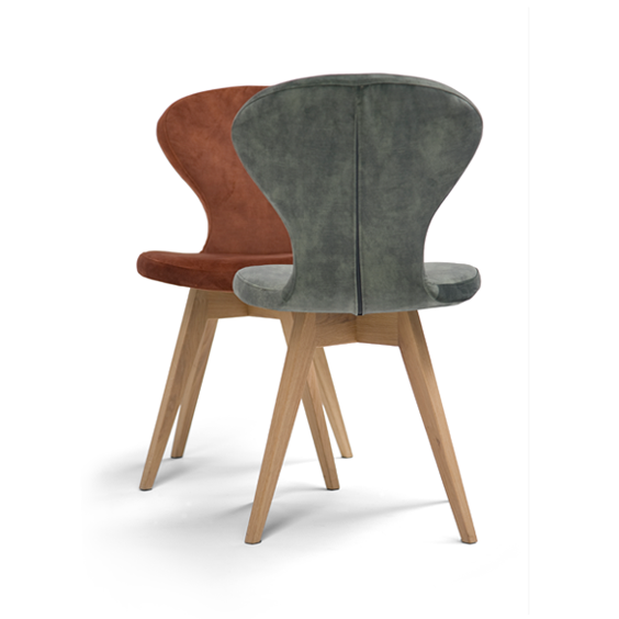 Spin R Dining Chair
