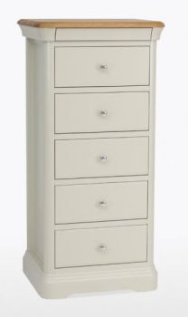 Cromwell Chest - Tall 5 Drawers