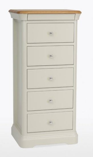 Cromwell Tall 5 Drawer Chest