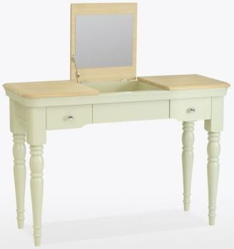 Cromwell Dressing Table - Single with Mirror