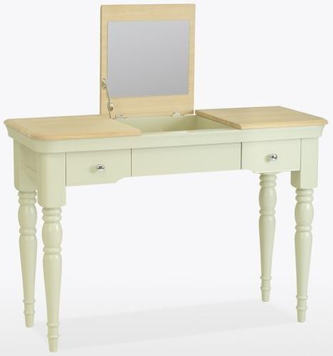 Cromwell Single Dressing Table with Mirror