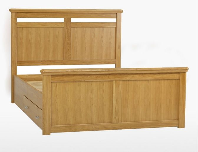 Lamont Bed - Storage Bed - Double
