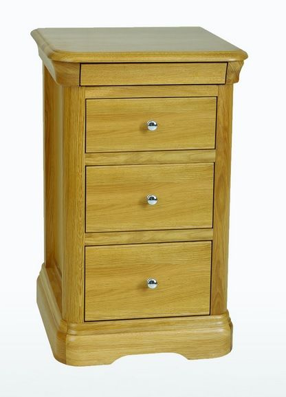 Lamont Bedside - 3 Drawers