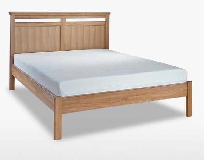 Lamont Bed - Panel Bed - King-Size