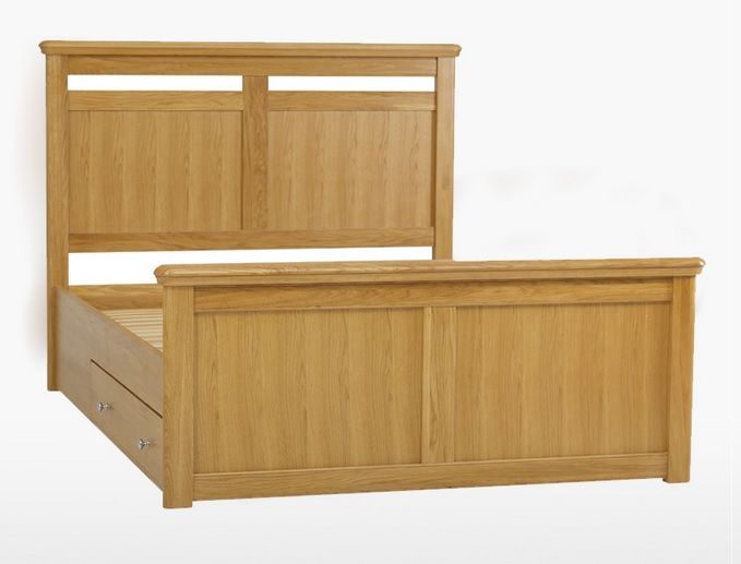 Lamont Bed - Storage Bed - King-Size
