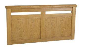 Lamont Bed - Headboard - Double